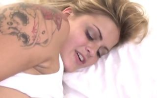 Madison Hart getting her wet vagina insanely drilled